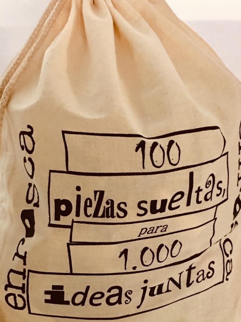 100 PIEZAS SUELTAS PARA 1.000 IDEAS JUNTAS